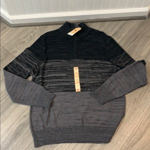 Urban pipeline sweater large NWT